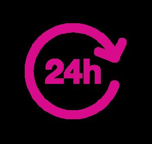 24hrs